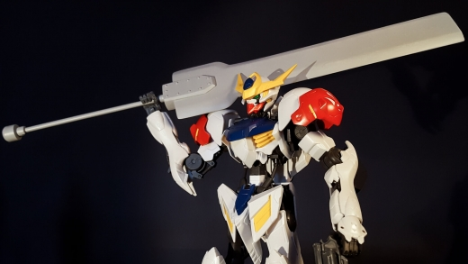 Barbatos Lupus Custom