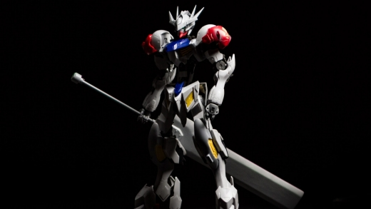 Barbatos Lupus Custom - WIP#3