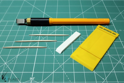 Couple things useful for disassembly.