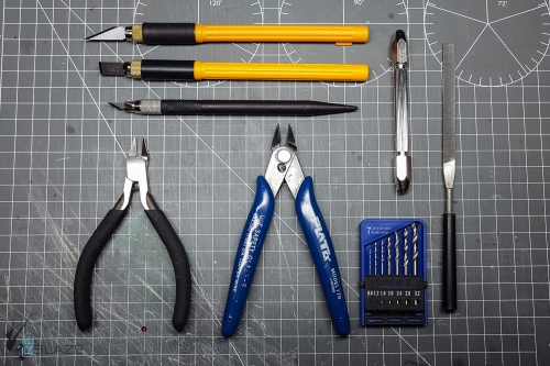Tools for disassembly mods.