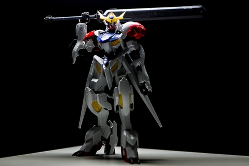 Barbatos Lupus - First Assembly