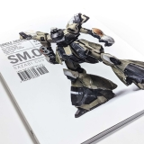 SM.03 Sazabi Custom Book